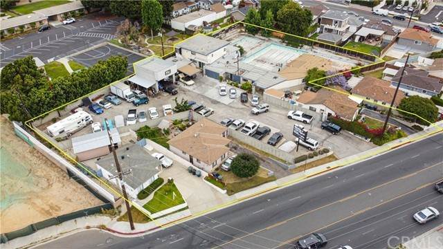 Commercial for Sale at 2429 Lomita Boulevard Lomita, California 90717 United States