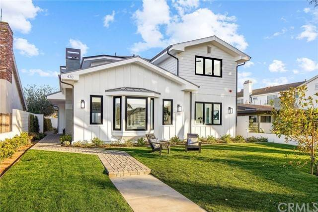 Detached House for Sale at 430 Fullerton Avenue Newport Beach, California 92663 United States