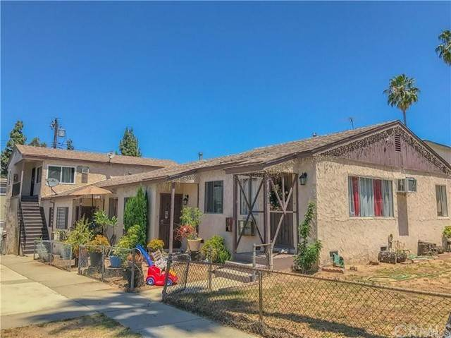 Residential Income for Sale at 749 Via Altamira Montebello, California 90640 United States
