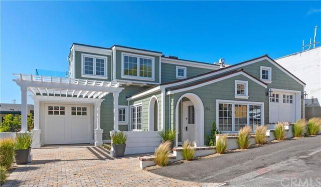 Detached House for Sale at 154 Pearl Street Laguna Beach, California 92651 United States