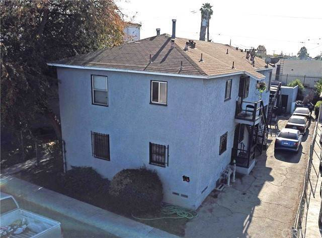 Commercial for Sale at 1704 E San Luis Street Compton, California 90221 United States