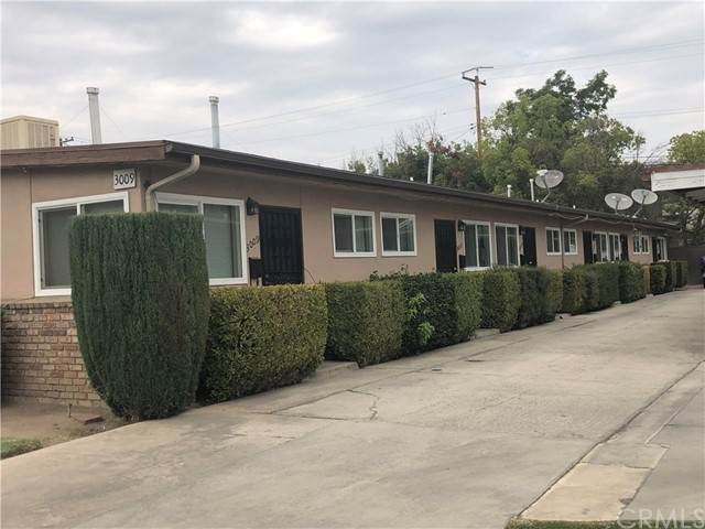 Residential Income for Sale at 3009 E Clinton Avenue Fresno, California 93703 United States