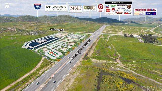 Land for Sale at Domenigoni Parkway Winchester, California 92596 United States