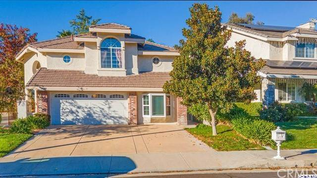 Single Family Homes for Sale at 25501 Paine Circle Stevenson Ranch, California 91381 United States