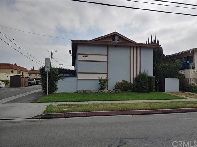 Residential Income for Sale at 6382 Stanton Avenue A-D Buena Park, California 90621 United States