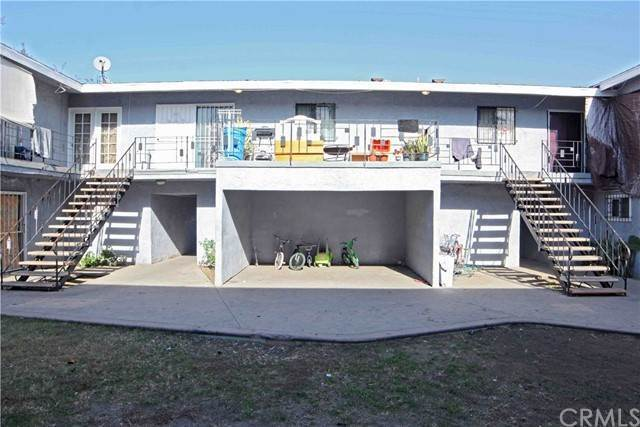 Commercial for Sale at 1714 E San Luis Street Compton, California 90221 United States