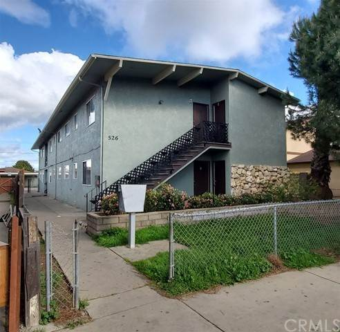 Residential Income for Sale at 526 N L Street 526 N L Street Lompoc, California 93436 United States