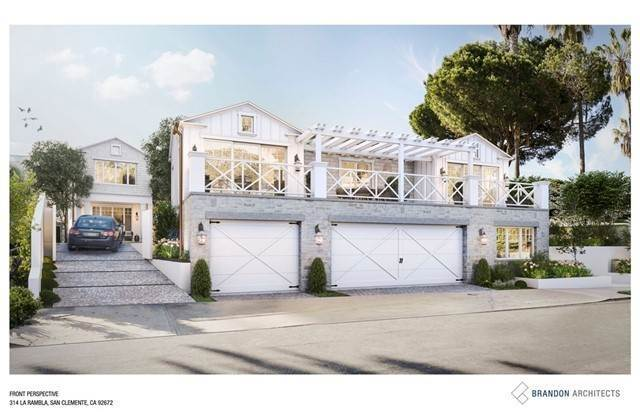 Detached House for Sale at 314 La Rambla San Clemente, California 92672 United States