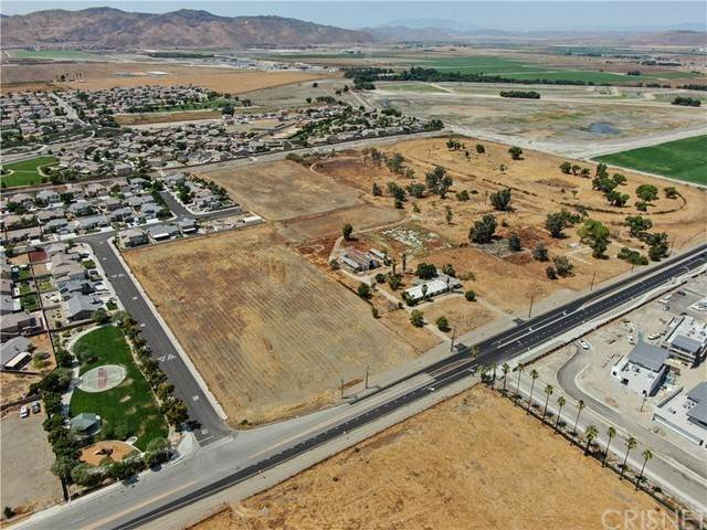 Land for Sale at 532 N Lyon Avenue San Jacinto, California 92582 United States
