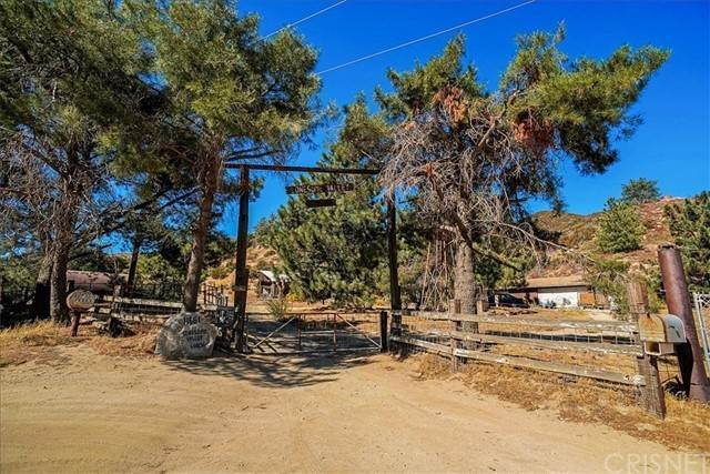 Single Family Homes for Sale at 11661 Lonesome Valley Road Leona Valley, California 93551 United States