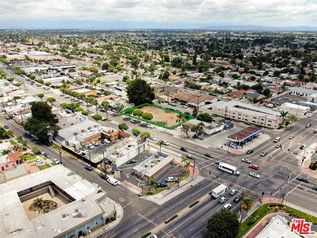 Land for Sale at 806 S Long Beach Boulevard Compton, California 90221 United States