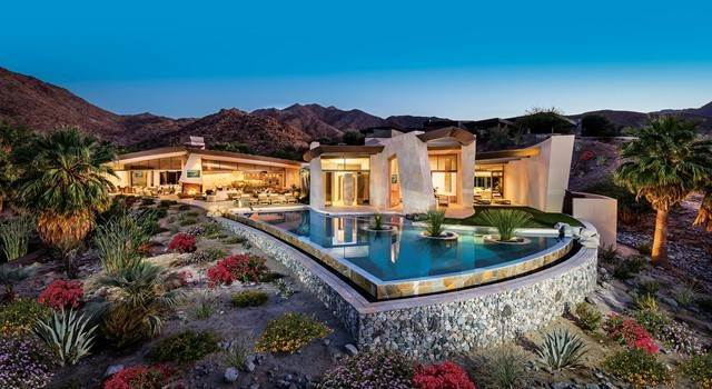 Single Family Homes for Sale at 638 Pinnacle Crest Palm Desert, California 92260 United States