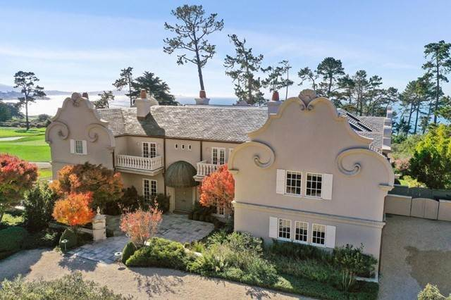 Single Family Homes for Sale at 3410 17 Mile Drive Pebble Beach, California 93953 United States