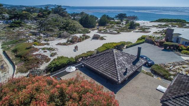 Single Family Homes for Sale at 1 Sand & Sea Carmel By The Sea, California 93921 United States