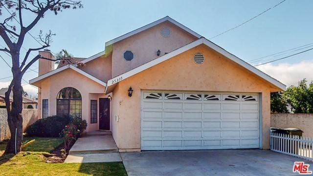 Single Family Homes for Sale at 25335 Cypress Street Lomita, California 90717 United States
