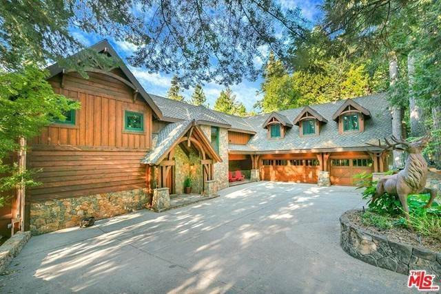 Single Family Homes for Sale at 29130 Bald Eagle Lake Arrowhead, California 92352 United States