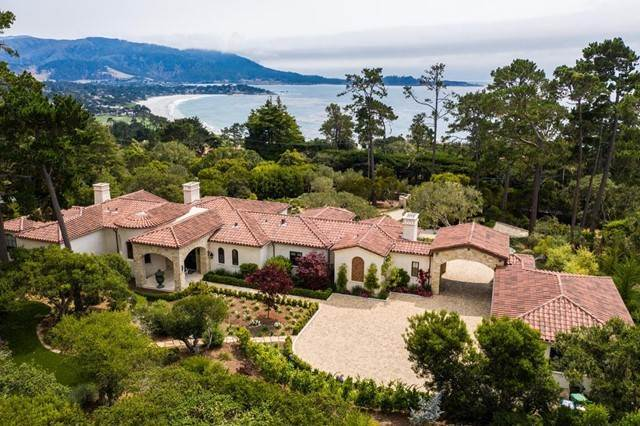 Single Family Homes for Sale at 1659 Crespi Lane Pebble Beach, California 93953 United States