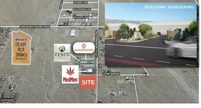 Land for Sale at Little Morongo Rd. & 13th Avenue Desert Hot Springs, California 92240 United States