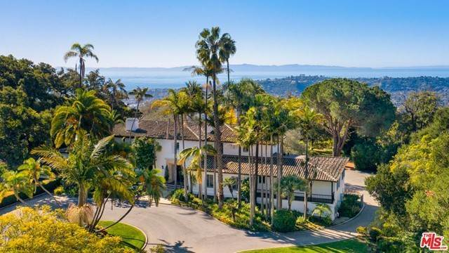 Single Family Homes for Sale at 1915 Las Tunas Road Santa Barbara, California 93103 United States