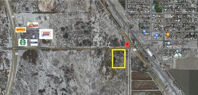 Land for Sale at 66th And Lincoln Street Avenue Mecca, California 92254 United States