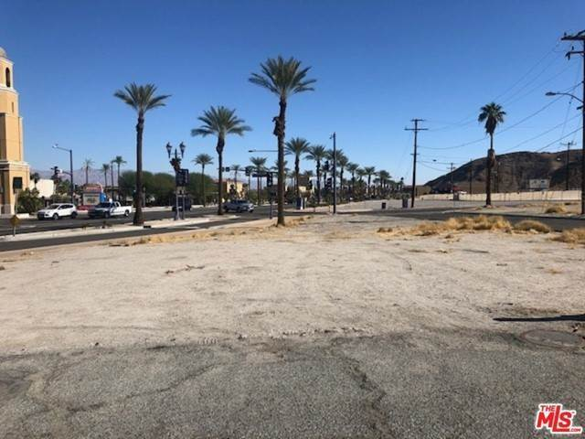 Land for Sale at 68599 E Palm Canyon Drive Cathedral City, California 92234 United States