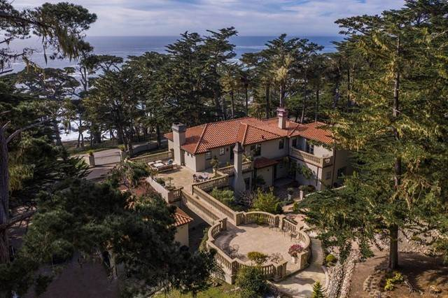 Single Family Homes for Sale at 3225 17 Mile Drive Pebble Beach, California 93953 United States