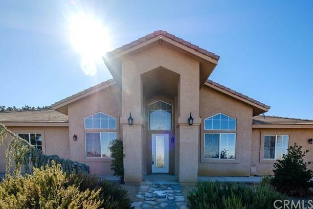 Single Family Homes for Sale at 2723 Valley Court Pinon Hills, California 92372 United States