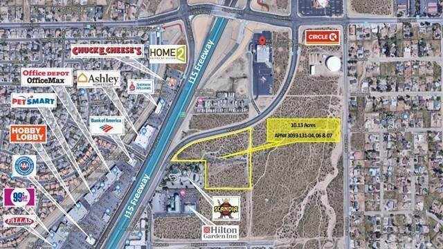 Land for Sale at MARIPOSA Road Victorville, California 92392 United States