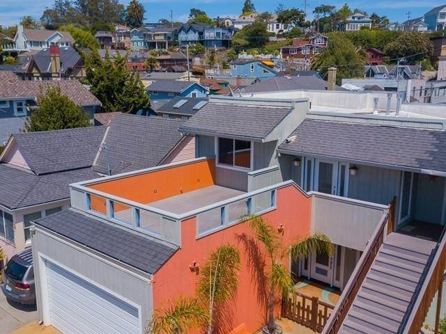 Residential Income for Sale at 210 Stockton Avenue Capitola, California 95010 United States