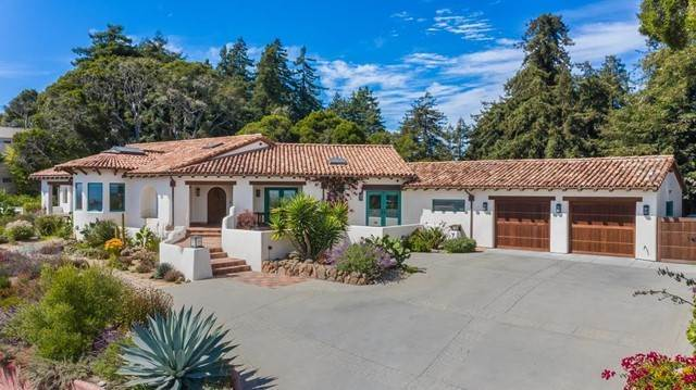 Single Family Homes for Sale at 7311 Viewpoint Road Aptos, California 95003 United States