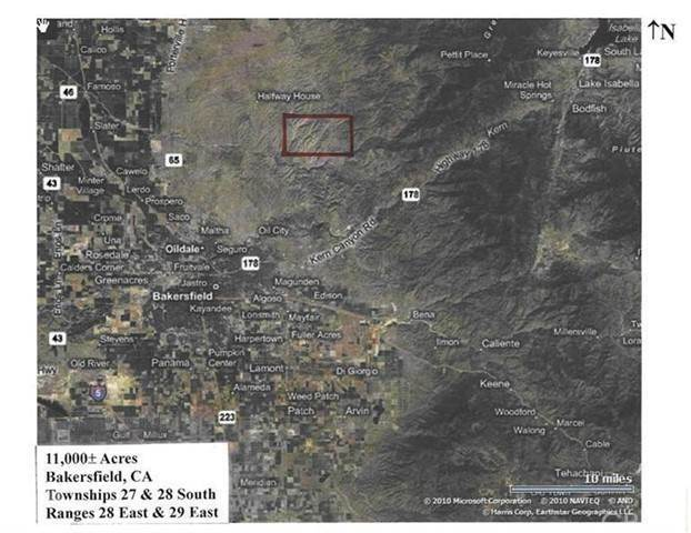 Land for Sale at Bakersfield Bakersfield, California 93308 United States