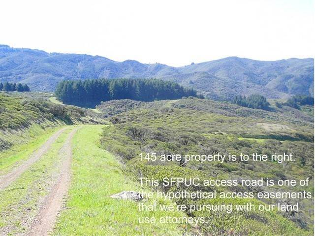 Land for Sale at Weiler Ranch Road Pacifica, California 94044 United States