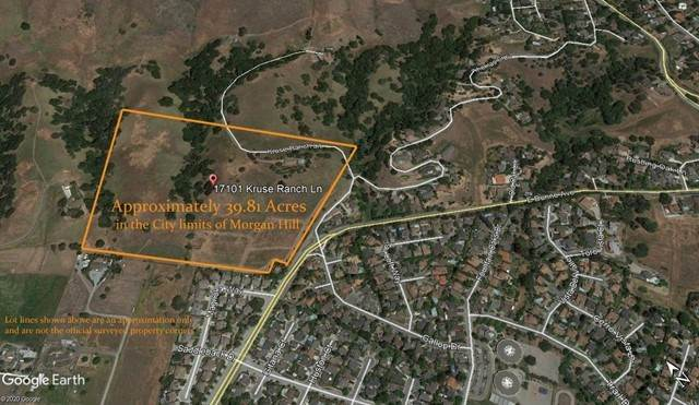 Land for Sale at 17101 Kruse Ranch Lane Morgan Hill, California 95037 United States