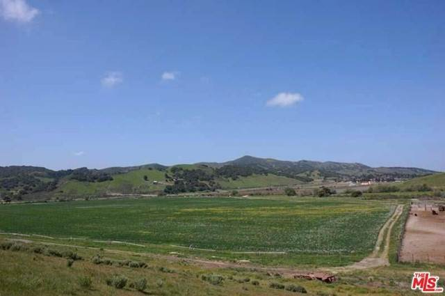 Land for Sale at 1050 Drum Canyon Road Lompoc, California 93436 United States