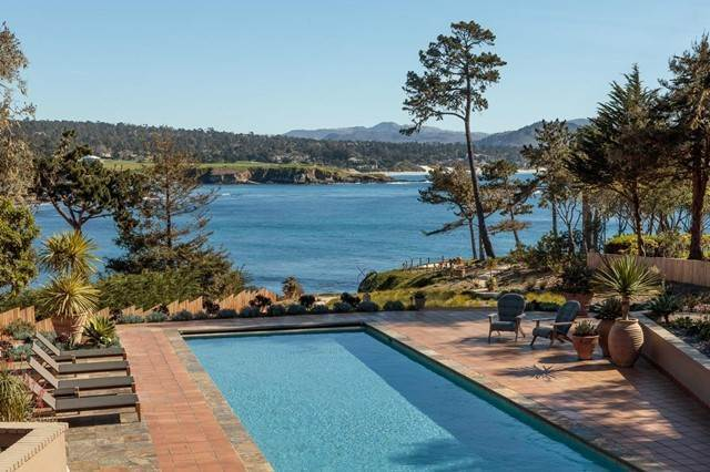 Single Family Homes for Sale at 1470 Cypress Drive Pebble Beach, California 93953 United States