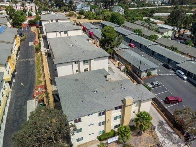Commercial for Sale at 4388 Delta Street San Diego, California 92113 United States
