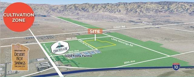 Land for Sale at Calle De Los Ramos Desert Hot Springs, California 92240 United States