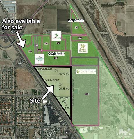 Land for Sale at Harrison Coachella, California 92236 United States
