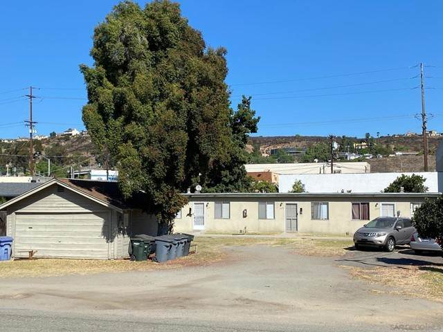Residential Income for Sale at 7872 Lester Avenue Lemon Grove, California 91945 United States