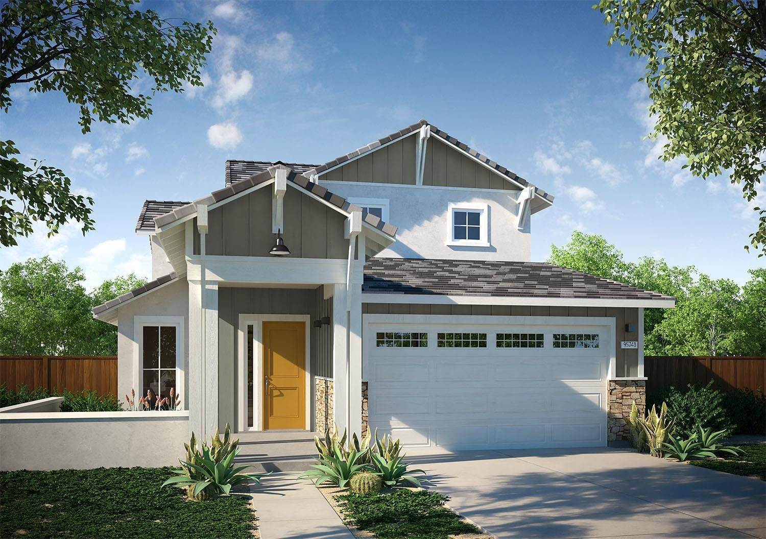 Single Family for Sale at Mills Station At Cresleigh Ranch - Residence 3 12113 Wistar Way Rancho Cordova, California 95742 United States