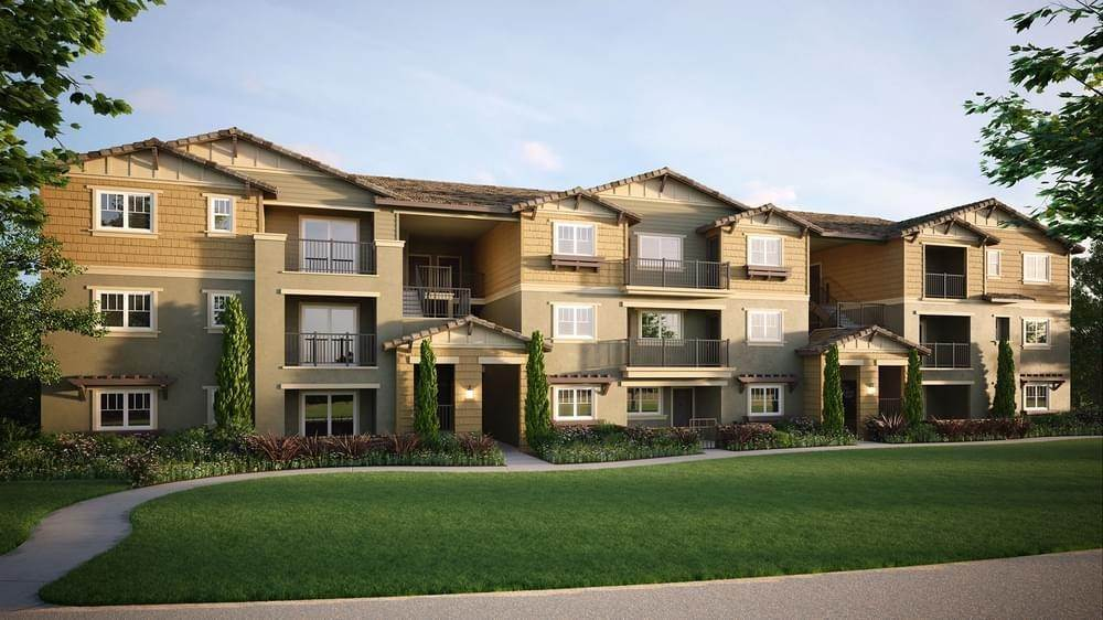 Multi Family for Sale at Mill Creek At Brody Ranch - Residence 2 1418 Mauro Pietro Drive Petaluma, California 94954 United States