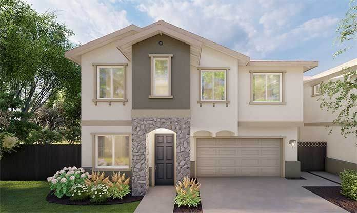 Single Family for Sale at Ivy Crossing - Cristata 2044 Parsons Drive Fairfield, California 94533 United States