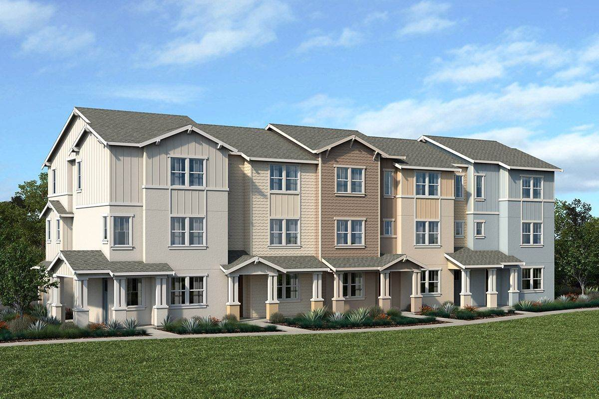 Multi Family for Sale at Atherton Place - Plan 1979 Modeled 9 Lesina Way Novato, California 94945 United States