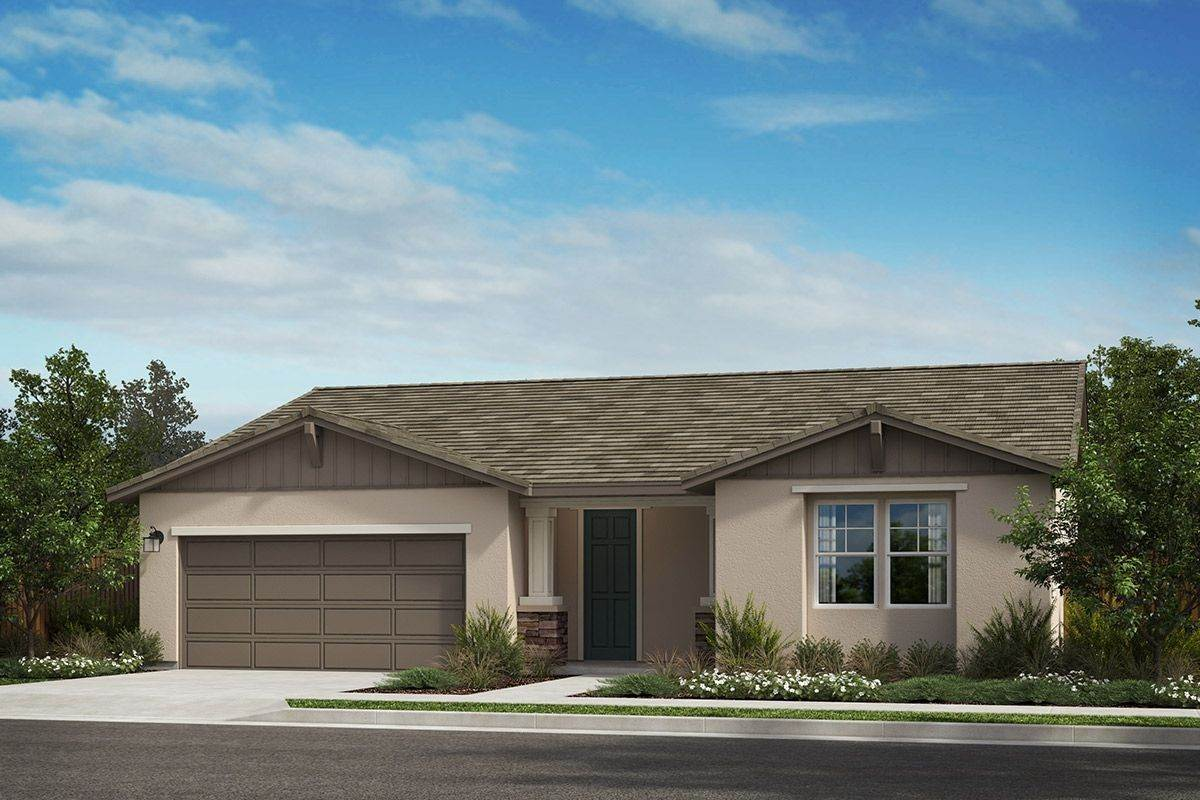 Single Family for Sale at Live Oak At University District - Plan 1787 Modeled 5858 Kittyhawk Pl. Rohnert Park, California 94928 United States