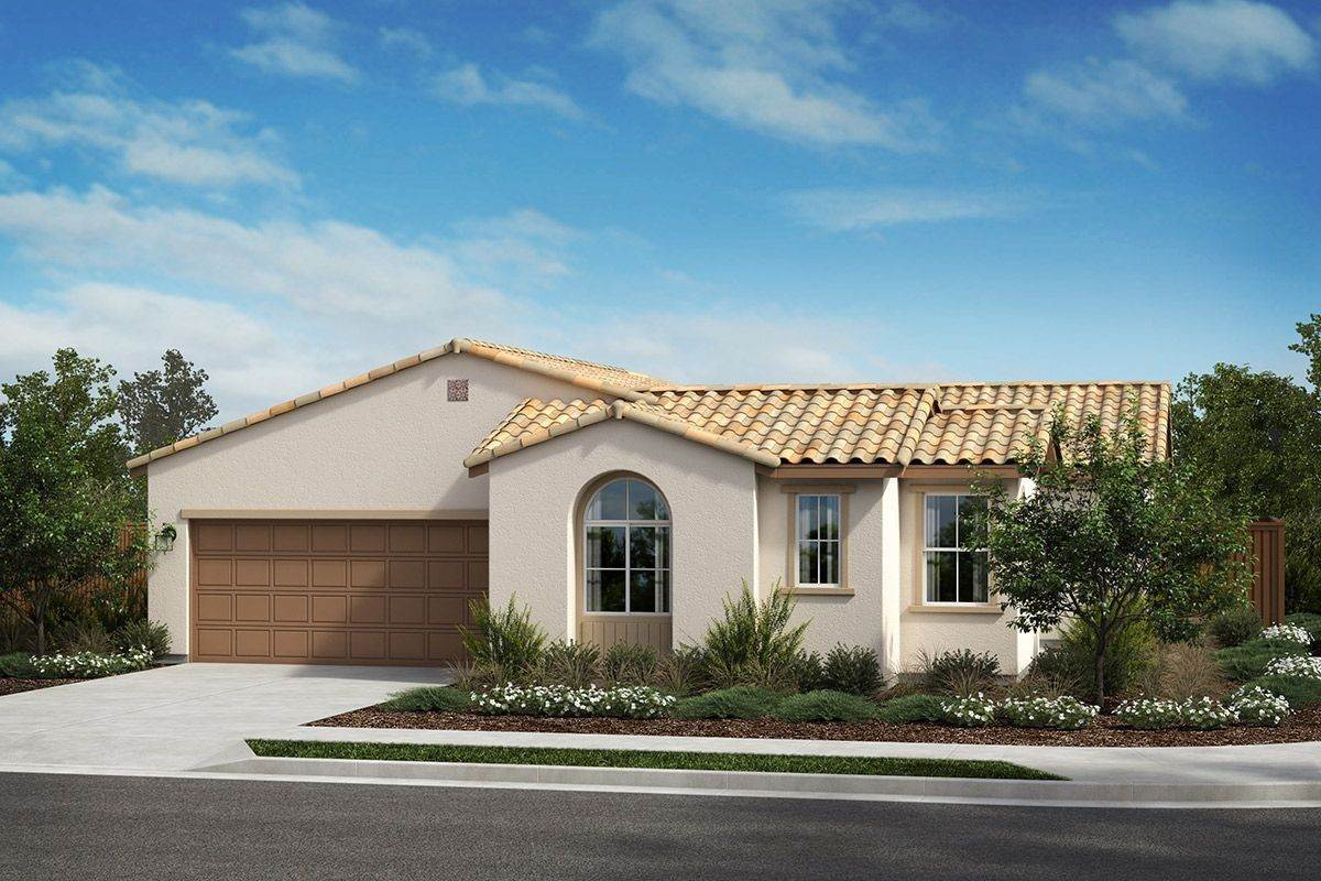 Single Family for Sale at Live Oak At University District - Plan 1936 Modeled 5858 Kittyhawk Pl. Rohnert Park, California 94928 United States