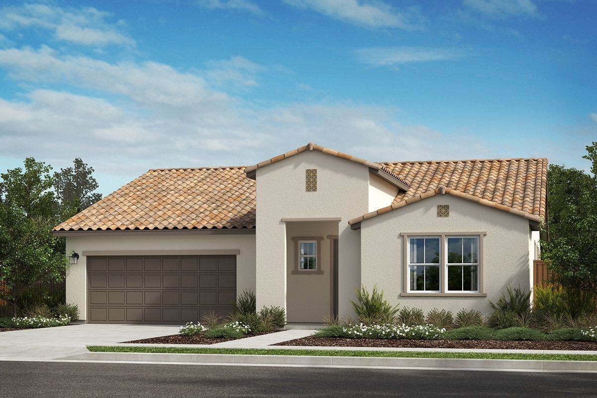 Single Family for Sale at Live Oak At University District - Plan 2152 5858 Kittyhawk Pl. Rohnert Park, California 94928 United States