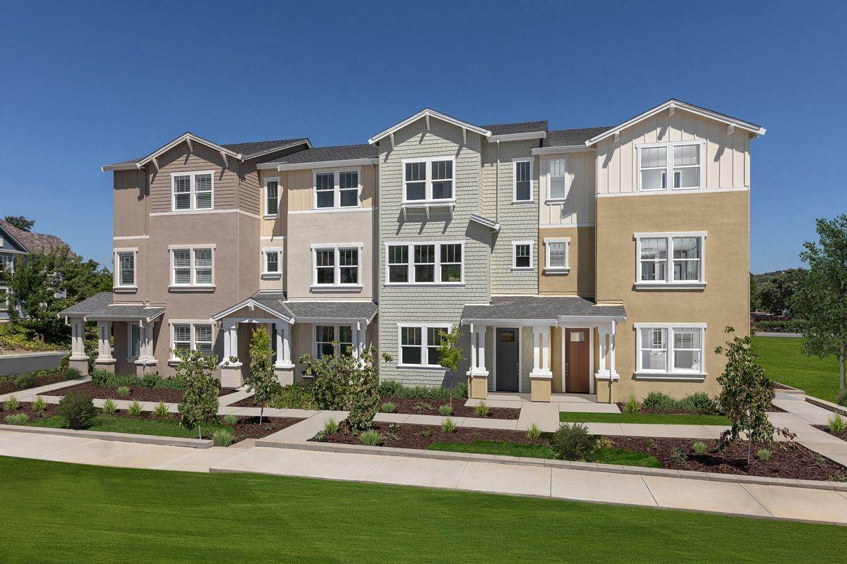 Multi Family for Sale at Plan 2032 Modeled 1 Lesina Way Novato, California 94949 United States
