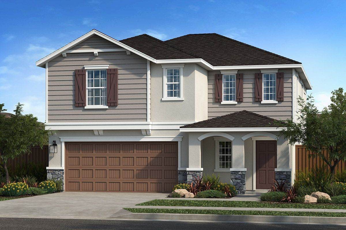 Single Family for Sale at Heritage At Mitchell Village - Plan 2156 Modeled 6183 Neff Court Citrus Heights, California 95610 United States