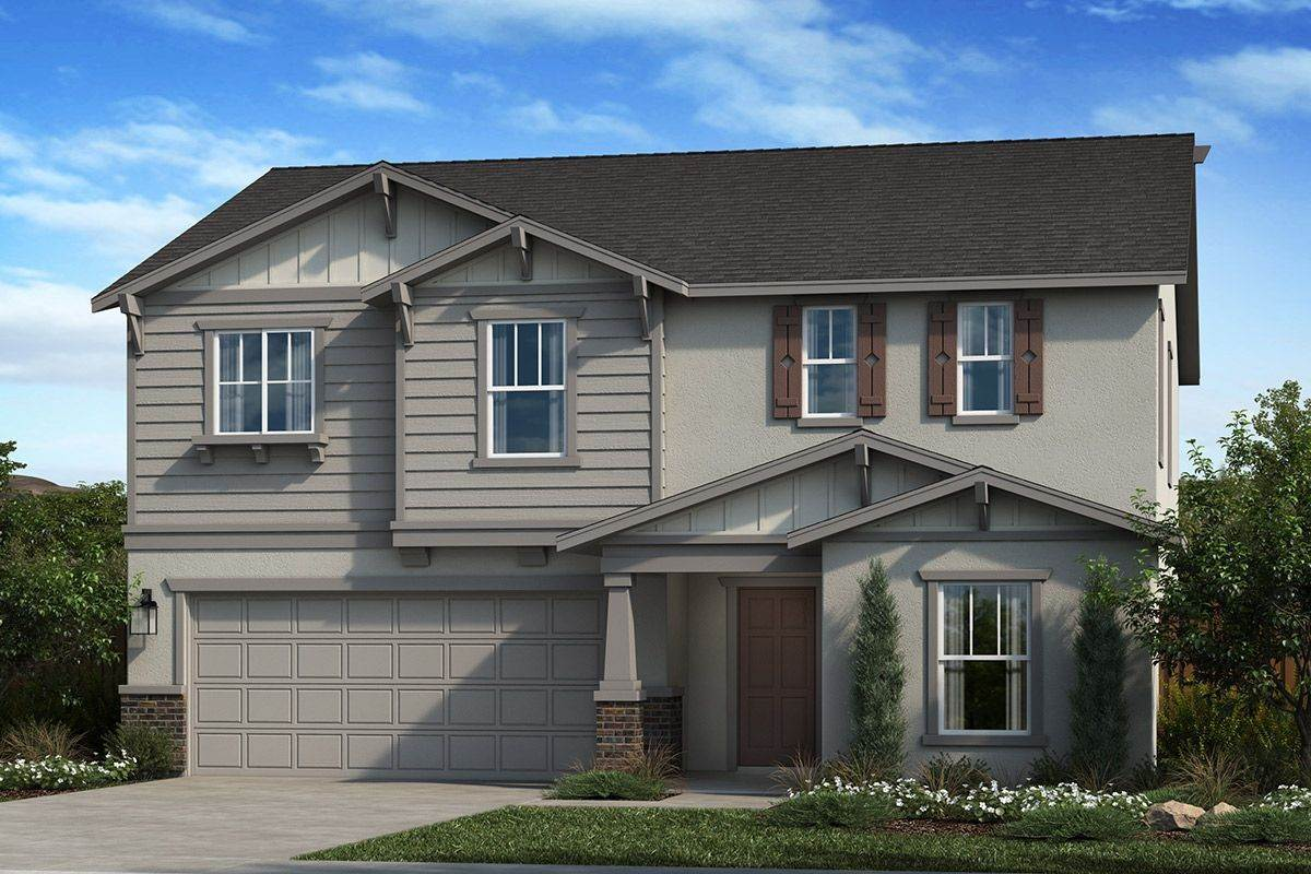 Single Family for Sale at Heritage At Mitchell Village - Plan 2385 Modeled 6183 Neff Court Citrus Heights, California 95610 United States