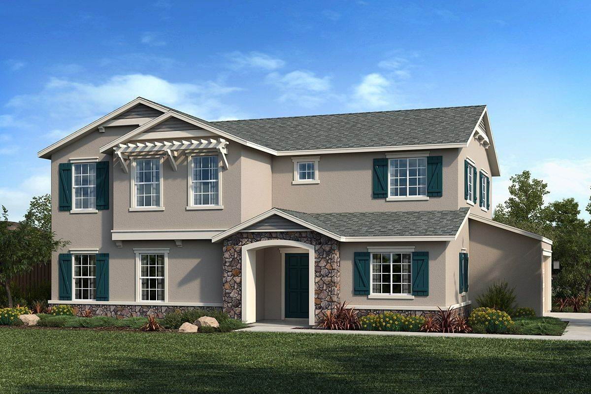 Single Family for Sale at Oaks At Mitchell Village - Plan 2233 Modeled 7976 Lizzie Circle CITRUS HEIGHTS, CALIFORNIA 95610 UNITED STATES